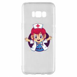 Чохол для Samsung S8+ Young doctor