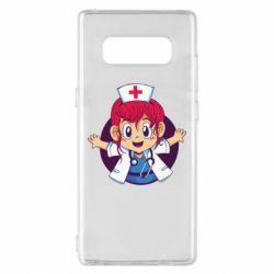 Чохол для Samsung Note 8 Young doctor