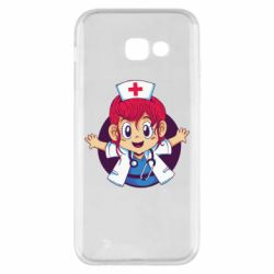 Чохол для Samsung A5 2017 Young doctor