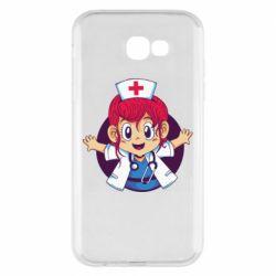 Чохол для Samsung A7 2017 Young doctor