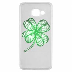 Чохол для Samsung A3 2016 Your lucky clover
