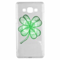 Чохол для Samsung A5 2015 Your lucky clover