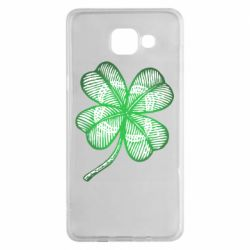 Чохол для Samsung A5 2016 Your lucky clover
