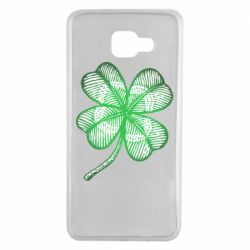 Чохол для Samsung A7 2016 Your lucky clover