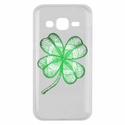 Чохол для Samsung J2 2015 Your lucky clover