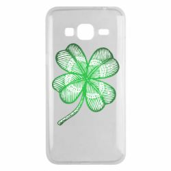Чохол для Samsung J3 2016 Your lucky clover