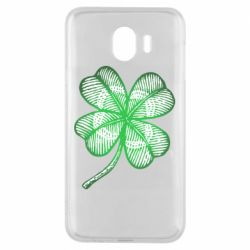 Чохол для Samsung J4 Your lucky clover