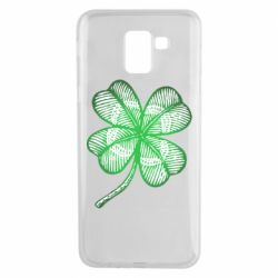Чохол для Samsung J6 Your lucky clover