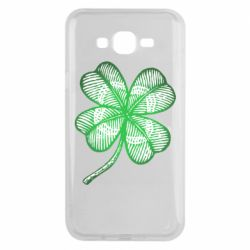 Чохол для Samsung J7 2015 Your lucky clover