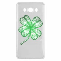 Чохол для Samsung J7 2016 Your lucky clover