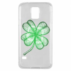 Чохол для Samsung S5 Your lucky clover