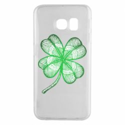 Чохол для Samsung S6 EDGE Your lucky clover