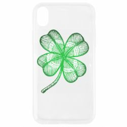 Чохол для iPhone XR Your lucky clover