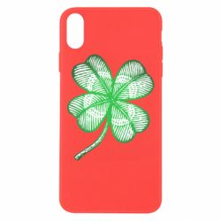 Чохол для iPhone Xs Max Your lucky clover