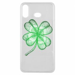 Чохол для Samsung A6s Your lucky clover