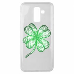 Чохол для Samsung J8 2018 Your lucky clover