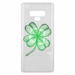 Чохол для Samsung Note 9 Your lucky clover