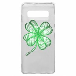 Чохол для Samsung S10+ Your lucky clover