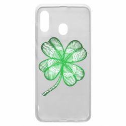 Чохол для Samsung A30 Your lucky clover