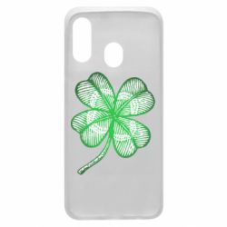 Чохол для Samsung A40 Your lucky clover