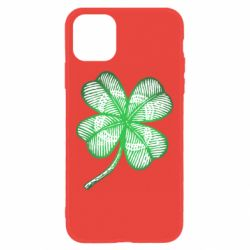 Чохол для iPhone 11 Your lucky clover