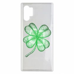 Чохол для Samsung Note 10 Plus Your lucky clover