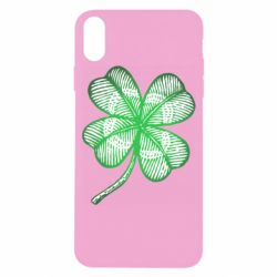 Чохол для iPhone X/Xs Your lucky clover