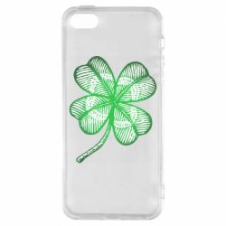 Чохол для iphone 5/5S/SE Your lucky clover