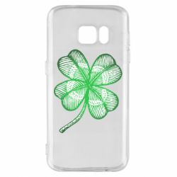 Чохол для Samsung S7 Your lucky clover