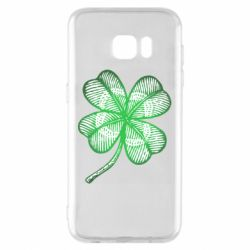 Чохол для Samsung S7 EDGE Your lucky clover