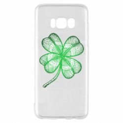 Чохол для Samsung S8 Your lucky clover