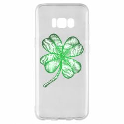 Чохол для Samsung S8+ Your lucky clover