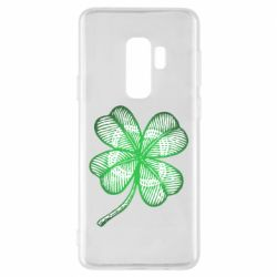 Чохол для Samsung S9+ Your lucky clover