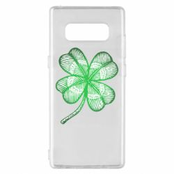 Чохол для Samsung Note 8 Your lucky clover
