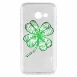 Чохол для Samsung A3 2017 Your lucky clover