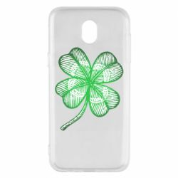 Чохол для Samsung J5 2017 Your lucky clover