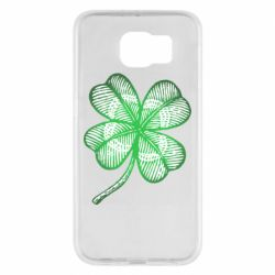 Чохол для Samsung S6 Your lucky clover