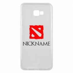 Чохол для Samsung J4 Plus 2018 Your nickname Dota2