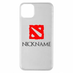 Чохол для iPhone 11 Pro Max Your nickname Dota2