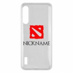 Чохол для Xiaomi Mi A3 Your nickname Dota2