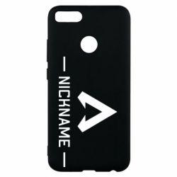 Чехол для Xiaomi Mi A1 Your NickName English only