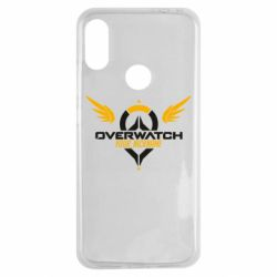 Чехол для Xiaomi Redmi Note 7 Your Nickname in the game Overwatch
