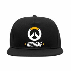 Снепбек Your Nickname Overwatch