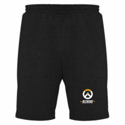 Мужские шорты Your Nickname Overwatch