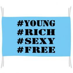 Флаг #Your #Rich #Sexy #free