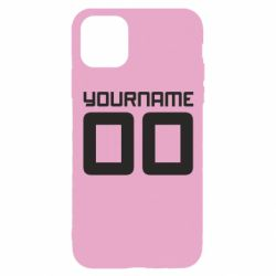Чохол для iPhone 11 Pro Yourname Akashi