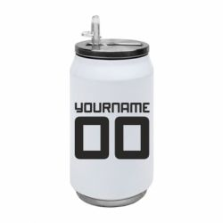 Термобанка 350ml Yourname Akashi