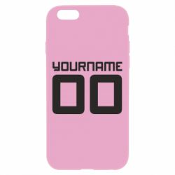 Чохол для iPhone 6 Plus/6S Plus Yourname Akashi