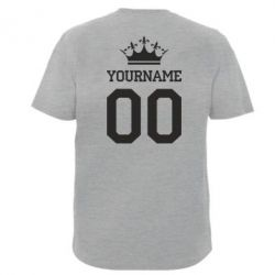 Футболка Yourname Crown
