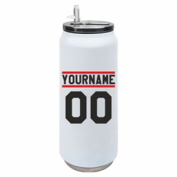 Термобанка 500ml Yourname USA
